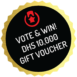 Price 10,000 DHS Gift Voucher